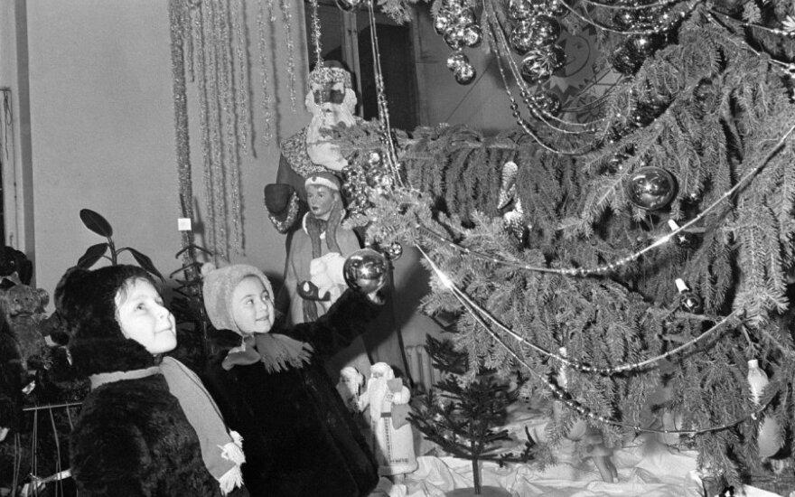 Prisiminė Kalėdas po karo: stovėdavome eilėje, kad gautume duonos