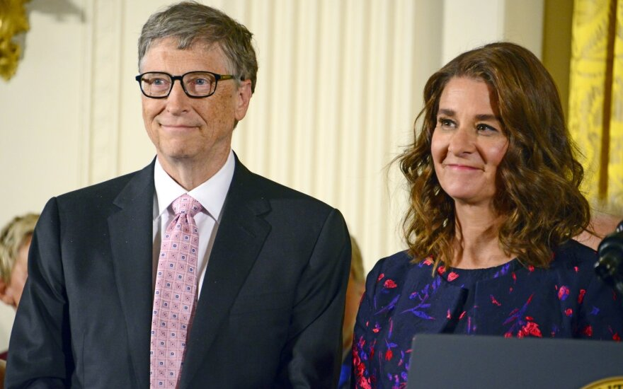 Melinda ir Billas Gatesai
