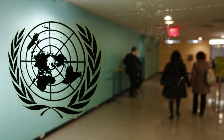 Opinion: Assuring Lithuania's UN Legacy
