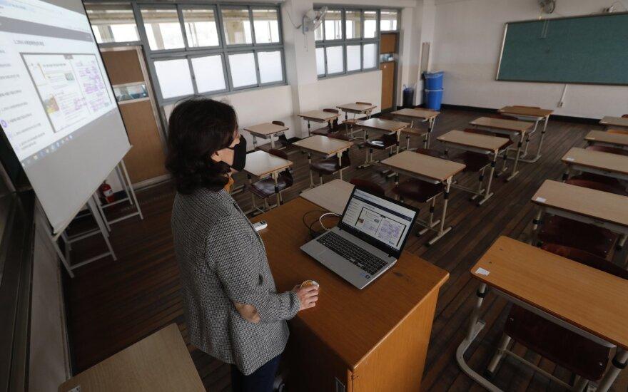 Pietų Korėja padidino sutikimo lytiškai santykiauti amžiaus ribą nuo 13 iki 16 metų