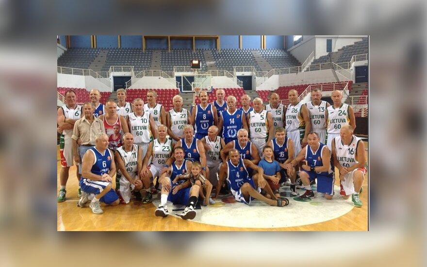 Vilniuje vyks šventinis krepšinio meistrų turnyras