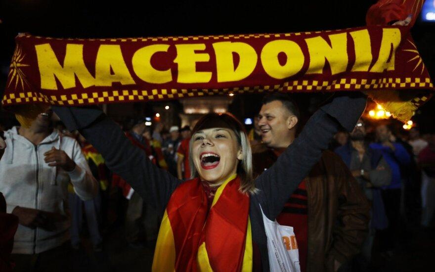 Referendumas Makedonijoje dėl pavadinimo keitimo