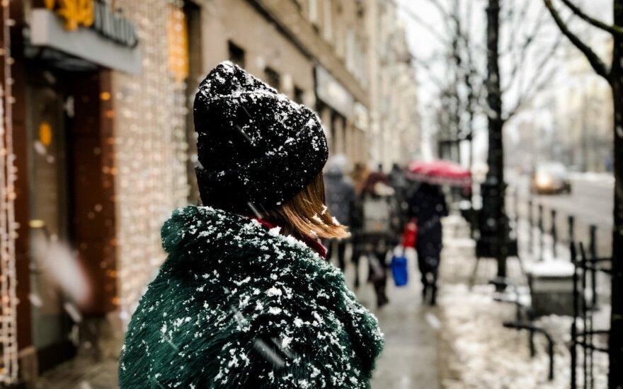 Orai: grįžta šaltis ir pūga