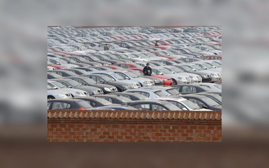 """General Motors"" pardavimai Kinijoje išaugo 67 proc."