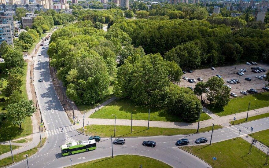 Atnaujina svarbią Kauno arteriją: gatvė keisis iš esmės, bet teks palaukti iki kitų metų