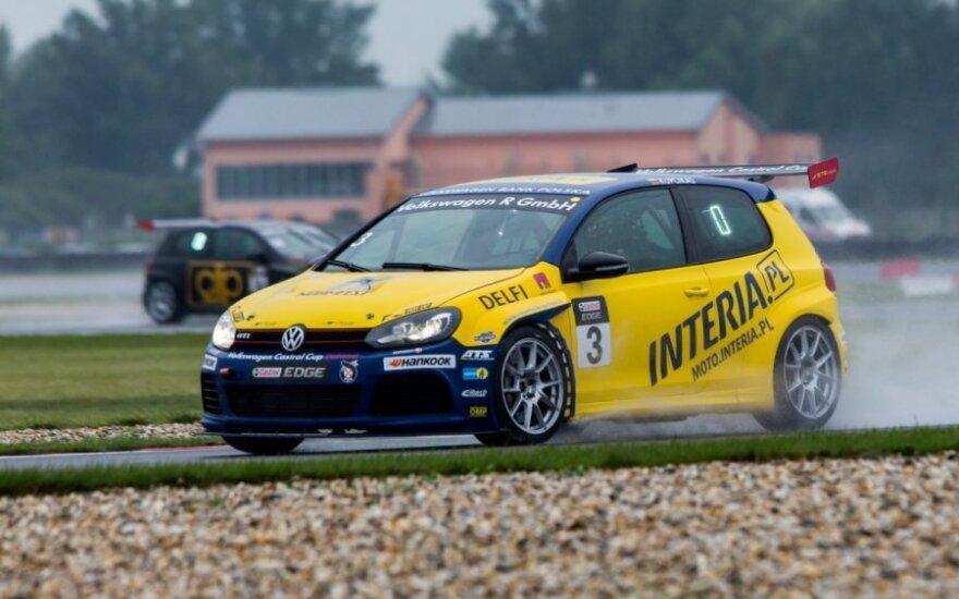 Volkswagen Castrol Cup Slovakijos etapo kvalifikacija