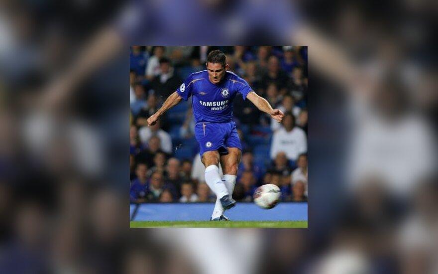 """Frank Lampard (""""Chelsea"""")"""