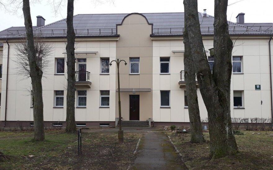 Namas Šiauliuose