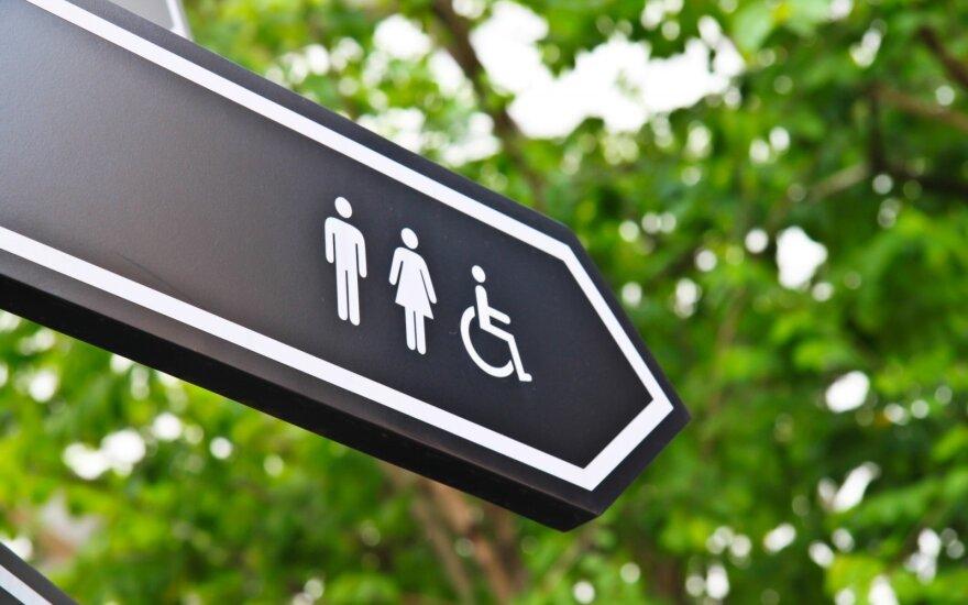 Kaunas ieško, kas už daugiau nei 400 tūkst. eurų įrengtų 7 modernius viešuosius tualetus