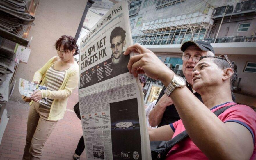 JAV paslapčių viešintojas E. Snowdenas pasiprašė prieglobsčio 21 šalyje