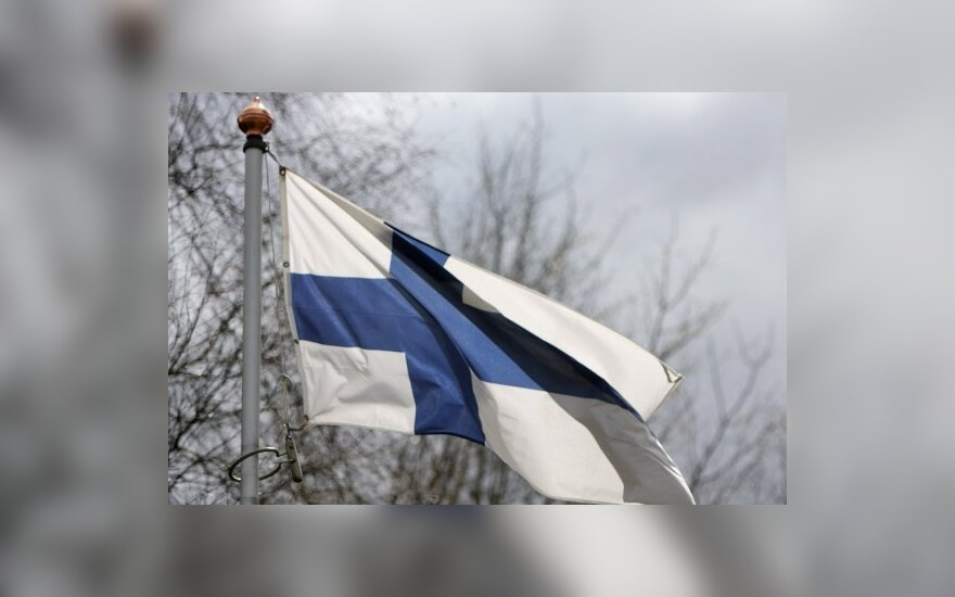 Suomiai atvykstantiems rusų vairuotojams primena apie KET