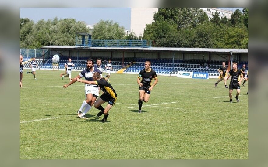 Šiaulių universiteto regbio komanda
