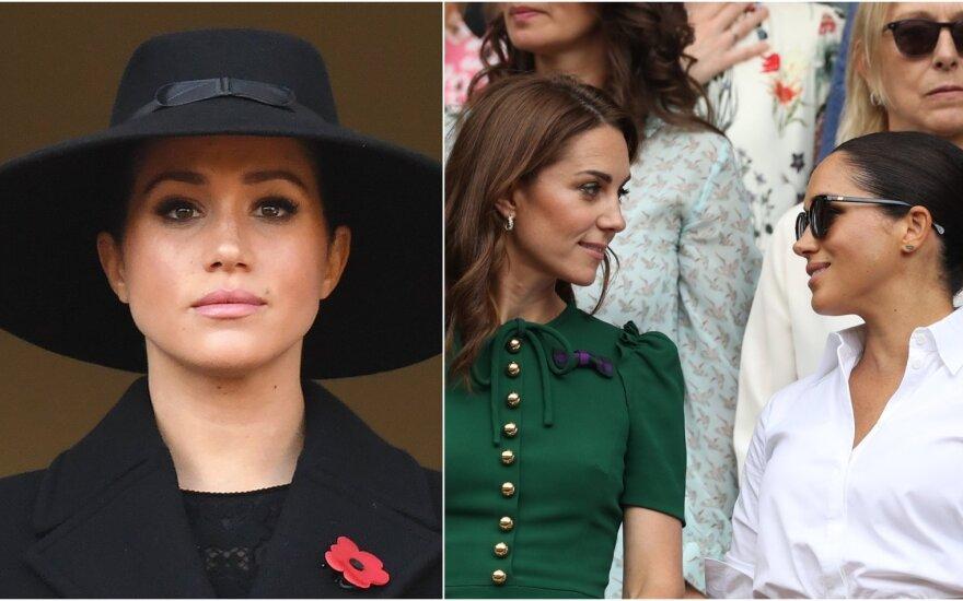 Meghan Markle ir Kate Middleton