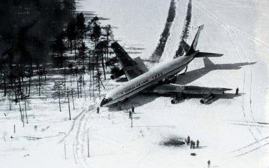 Virš Rusijos numušto lainerio liudininkai pasakoja neįtikėtinas istorijas, kaip sovietai elgėsi po katastrofos
