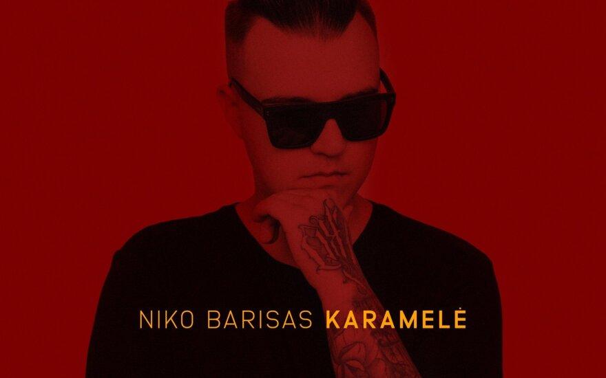 """Niko Barisas singlas """"Karamelė""""/ Foto: Martynas Stankaitis"""
