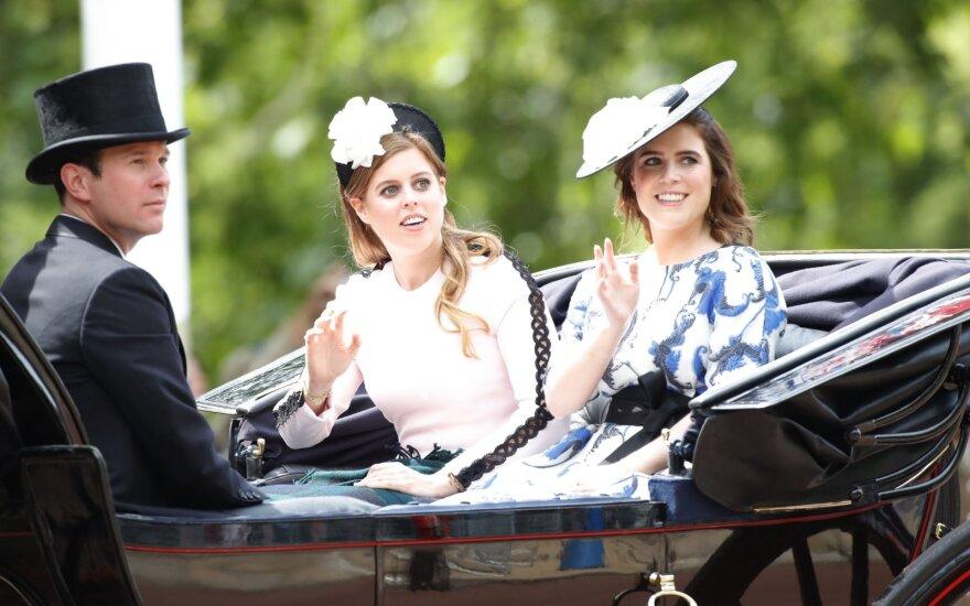 Seserys Eugenie ir Beatrice