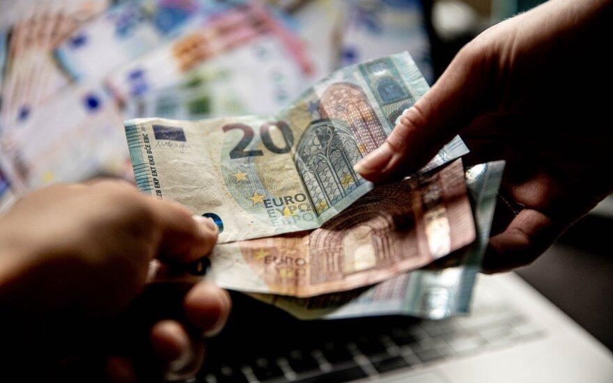 Europos skolų grąžinimas gali reikšti sunkų apsisprendimą, ką apmokestinti