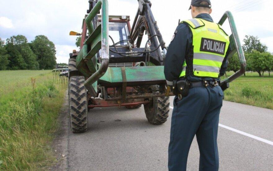 Mokestis išjudino ūkininkus: nepatingėsime ir traktoriais atvažiuosime į Vilnių