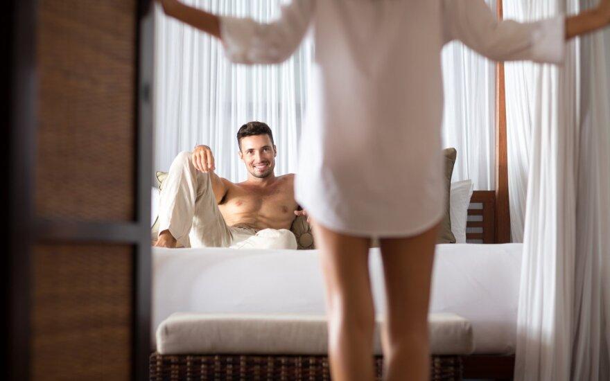 Ar žinote, kodėl šiandien pati geriausia diena užsidaryti miegamajame?