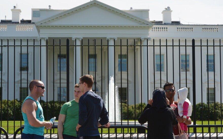 Vašingtone planuoja protestuoti mažmenininkai