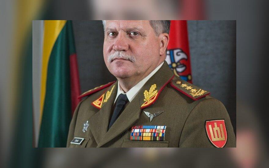 Kariuomenės vadas gen. ltn. Jonas Vytautas Žukas