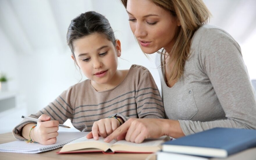 5 mitai apie mokinių pratybas: kaip yra iš tikrųjų?
