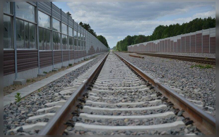 """""""Lietuvos geležinkeliai"""" didina utilizuojamų senų pabėgių kiekį"""