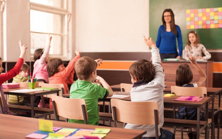 Darbo rinkoje – mokytojų medžioklė