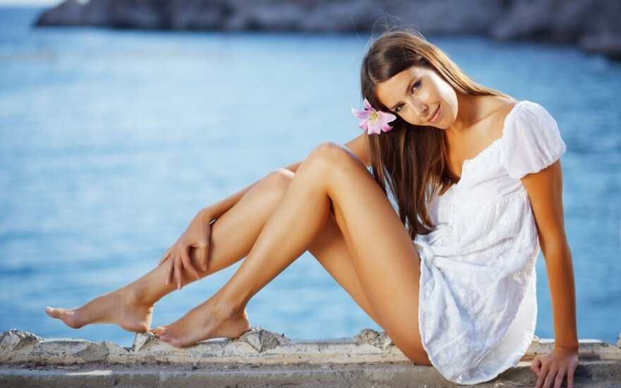 Kaip prižiūrėti kojas, kad vyrai neatitrauktų akių