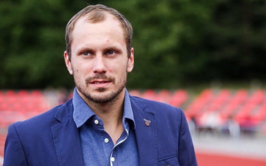 J. Kinderis pateko į Europos čempionato finalą