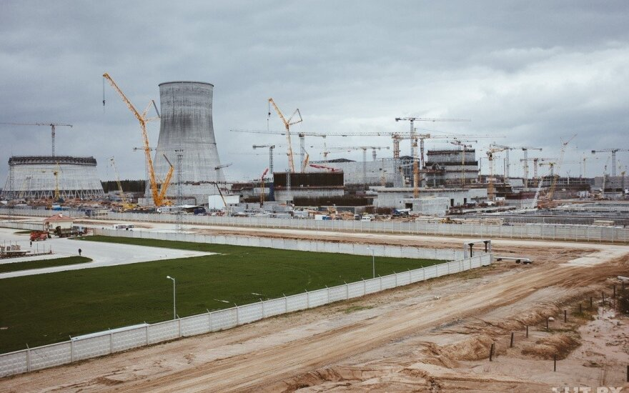 Belarus promises to answers questions on Astravyets nuclear plant at consultation in Vilnius