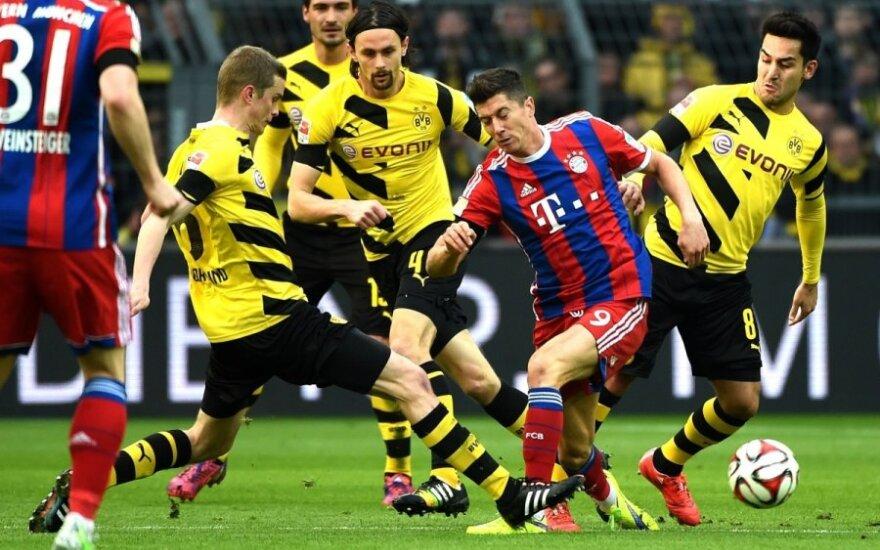 """Borussia"" - ""Bayern"""