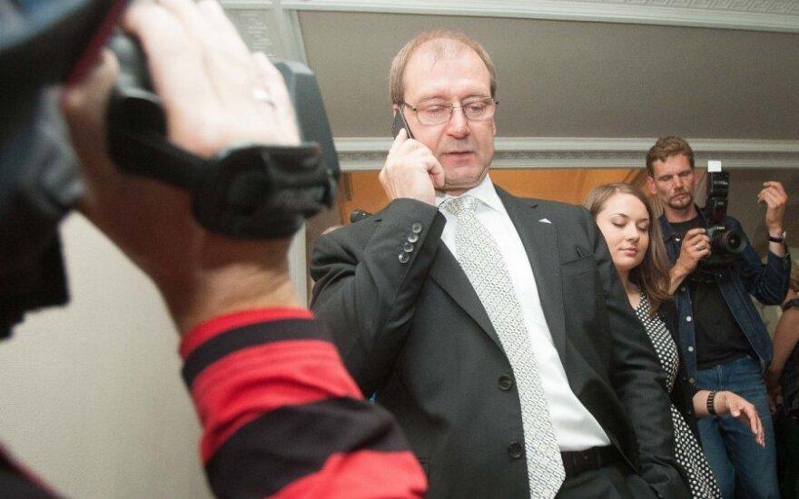 Politologai: jei V. Uspaskichą nuteis, Darbo partija ateities neturės