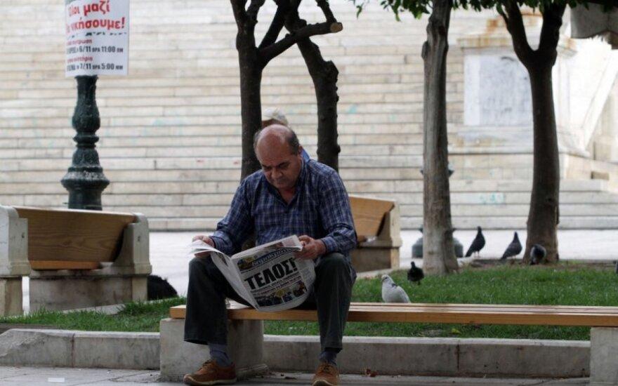 Paviešinta, kiek laisva spauda Europoje