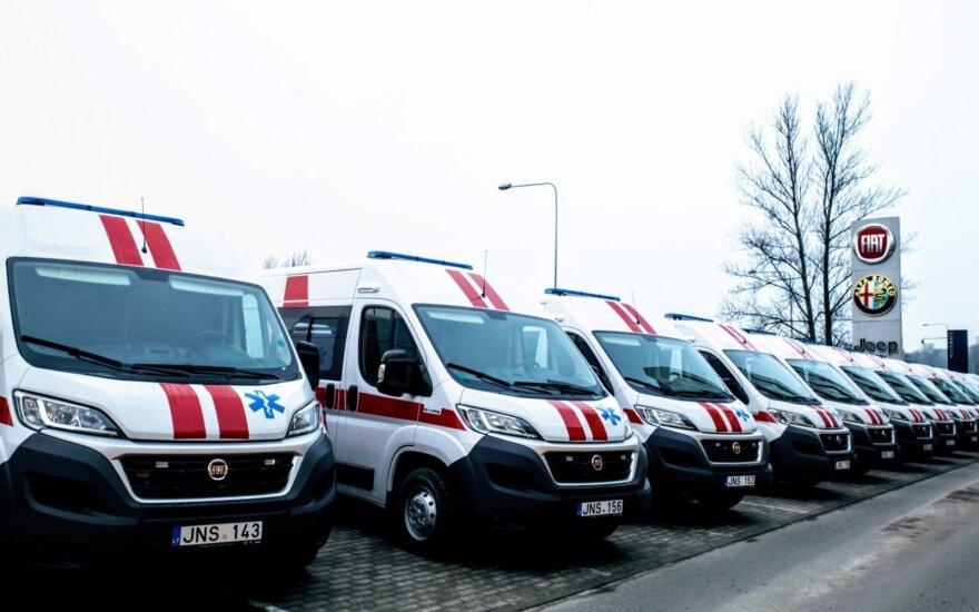 """""""Fiat Ducato"""" įsigijo ir Sveikatos apsaugos ministerija"""