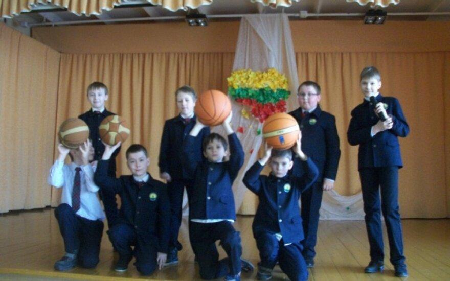 Jaunieji džentelmenai dainas skyrė Lietuvai