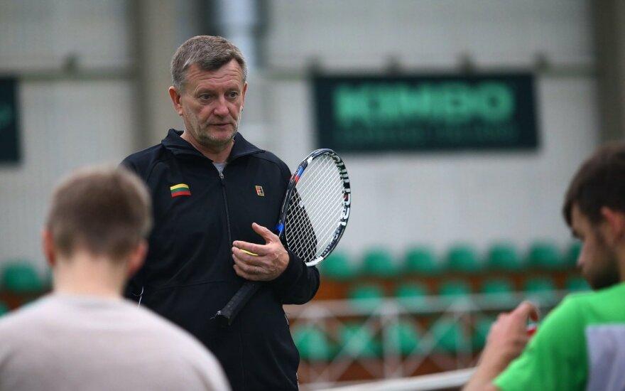 Rimvydas Mugevičius / FOTO: tenisoakademija.lt