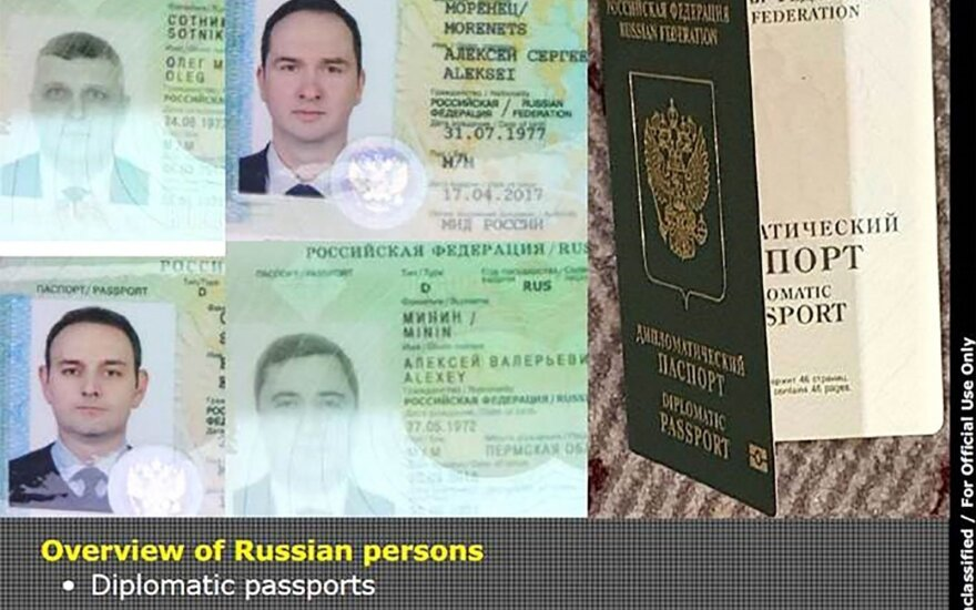 Rusija kviečiasi Nyderlandų ambasadorę