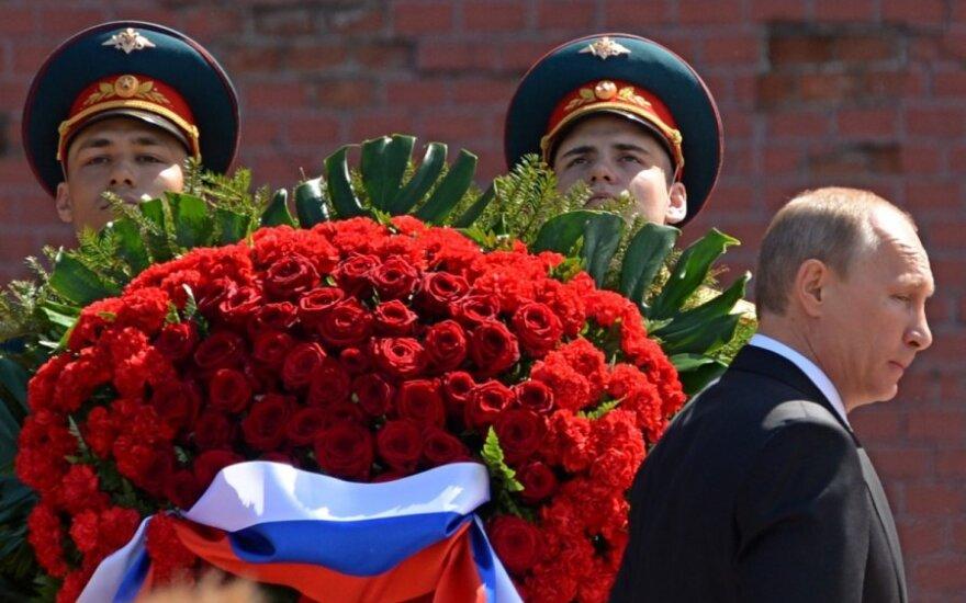 Lenkijos ekspertas: V. Putino tikslai – kitokie nei gali pasirodyti