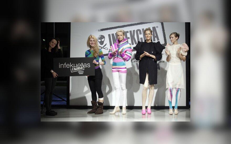 D.Kuzmickaitė ir A.Urbanavičiūtė-Lezenfan