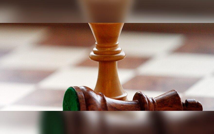 Senojo žemyno šachmatų komandų pirmenybėse lietuviai kol kas užima 29-ą vietą