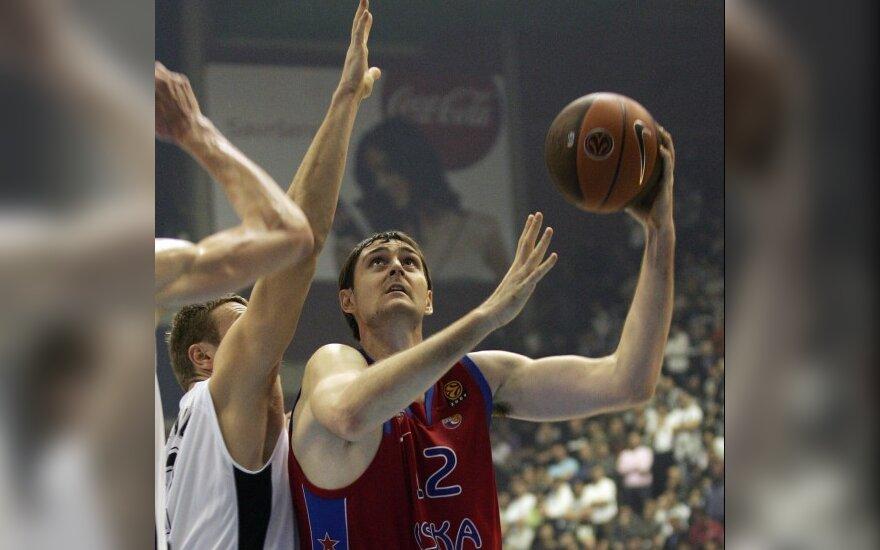 Erazemas Lorbekas (CSKA)