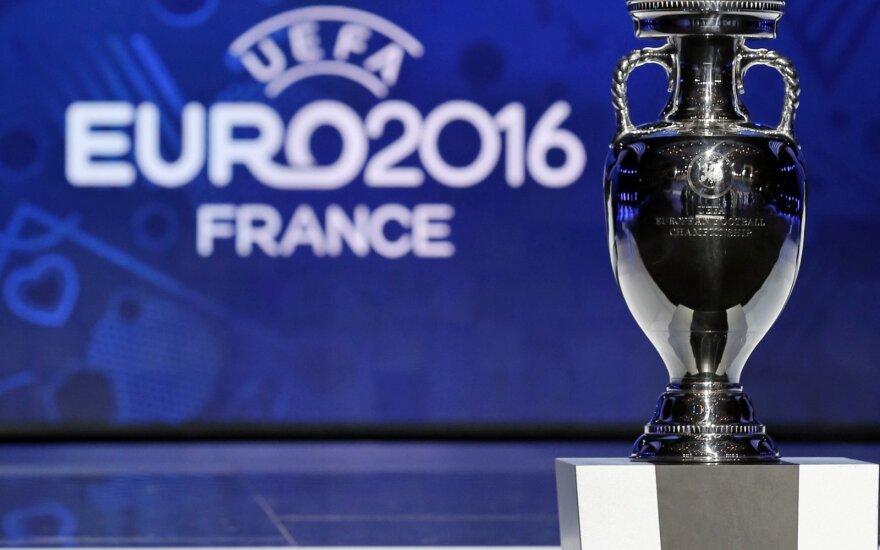 EURO 2016 čempionų taurė