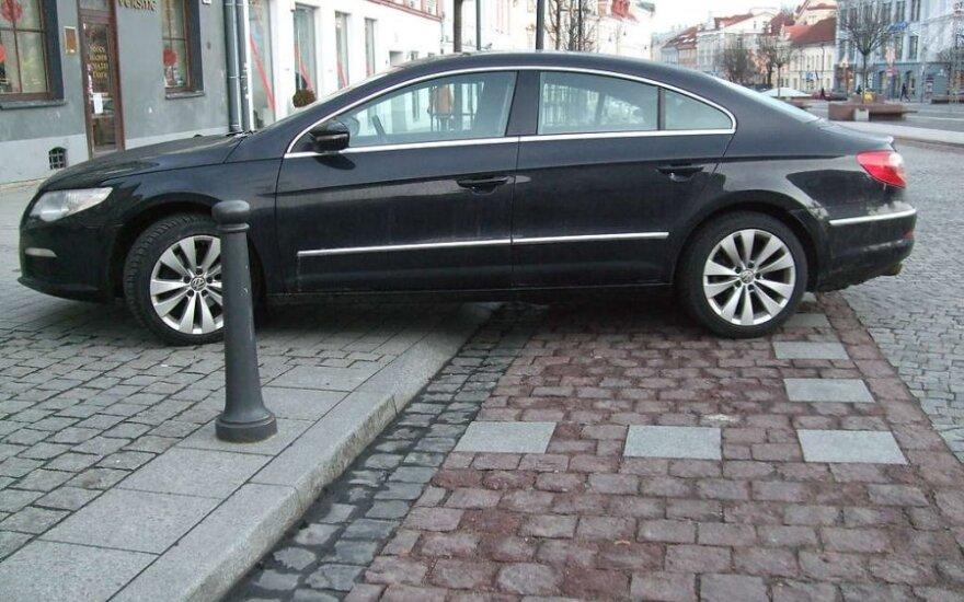 Vilniuje, Didžioji g. 2011-12-30