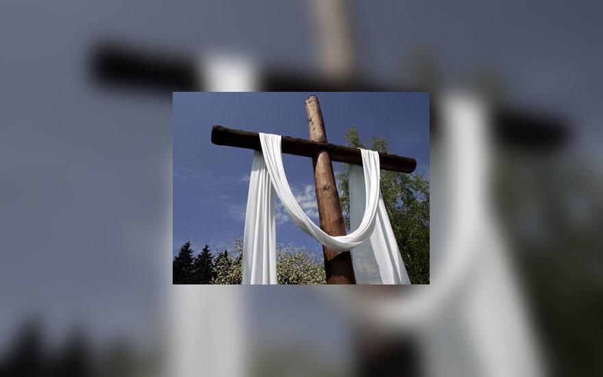 Kryžius, tikėjimas