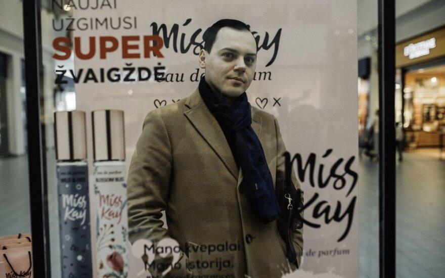 """""""Miss Kay"""" kvepalų pristatymas /Foto: E. Bekeris ir A. Kubaitis"""