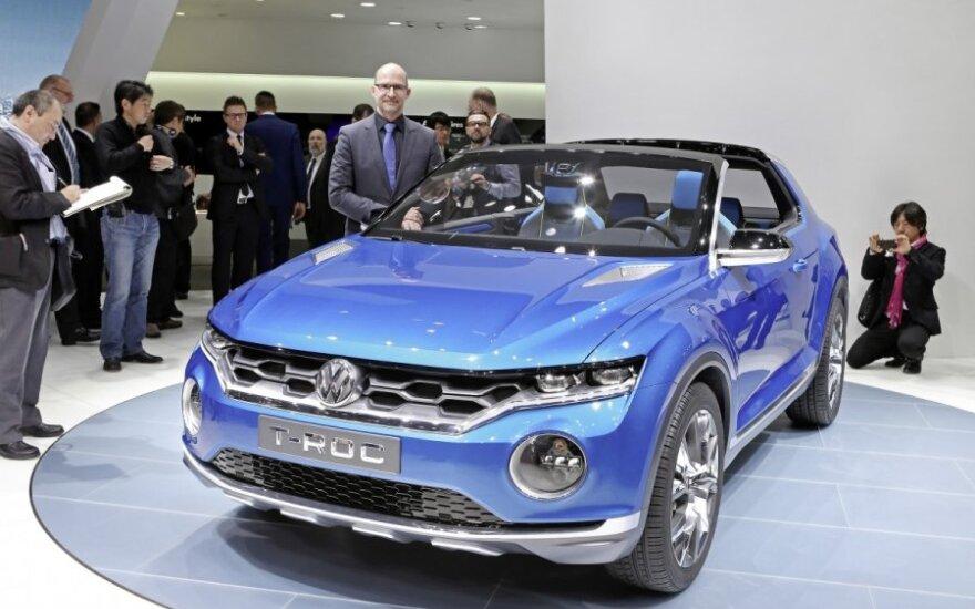 Volkswagen T-ROC koncepcija