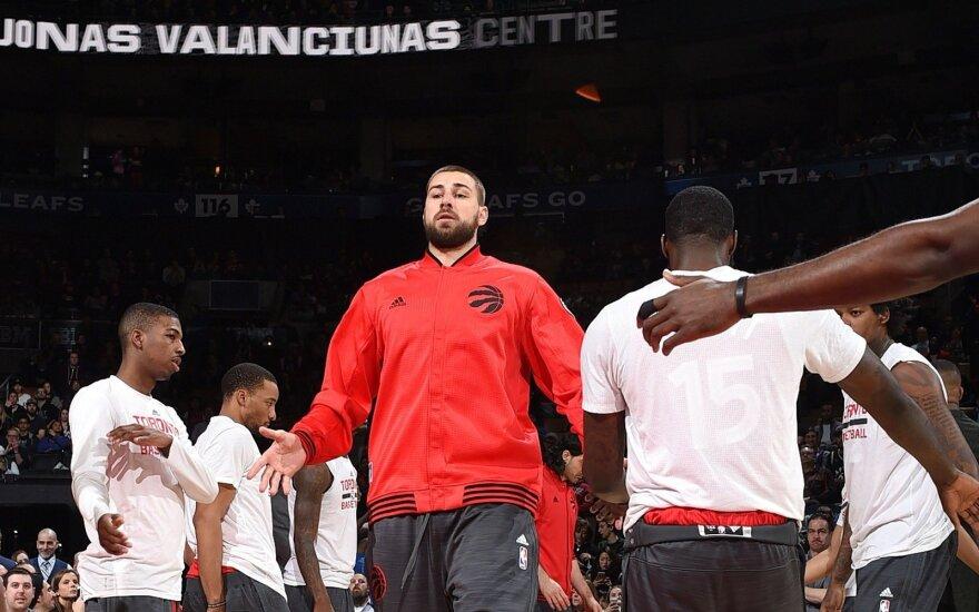 """Valančiūnas Toronte kuria istoriją: ar taps jis """"Raptors"""" legenda?"""