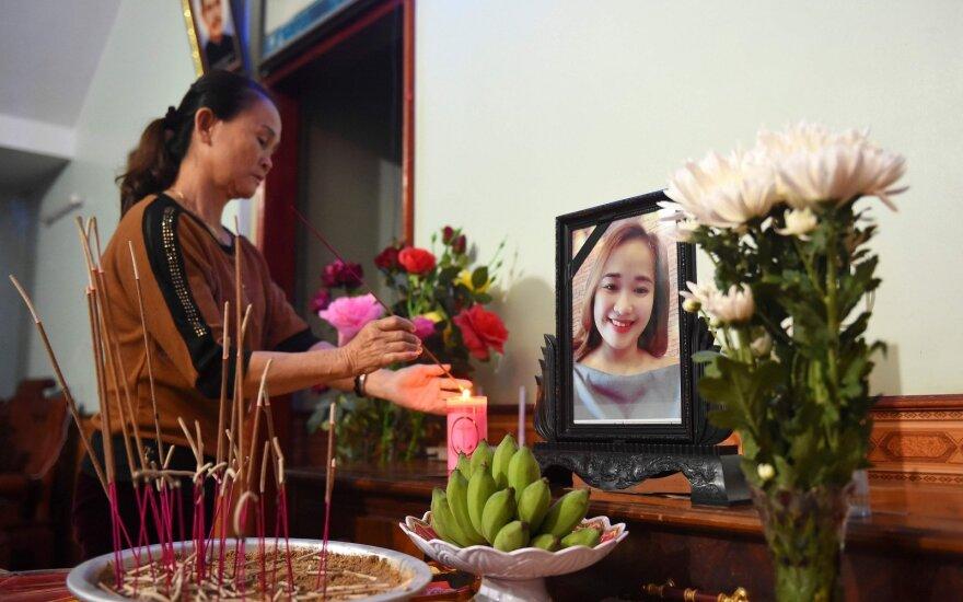 Annos Bui Thi Nhung portretas