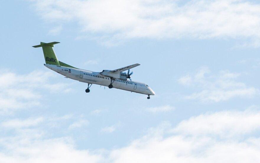 """""""airBaltic"""" paskelbė pirmas penkias naujas 2018-ųjų vasaros kryptis"""